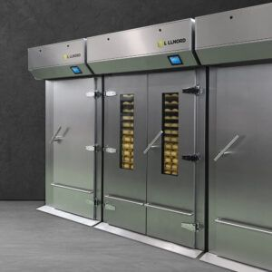 Tailor made units for racks